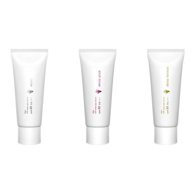 《uka/ウカ 2021夏新商品》肌にも地球にもやさしい「UV トーンアップクリーム(全3種)」誕生