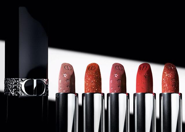 Dior|2021 7/23限定発売 スターが輝く『ルージュ ディオール〈スター エディション〉』