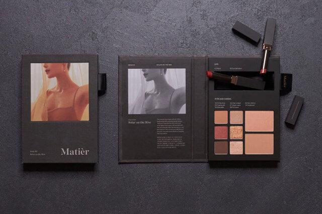 """韓国コスメ《Matièr》話題の""""インテリアコスメ""""『Makeup Book』が日本でも販売開始"""