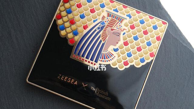 中国コスメ【ZEESEA(ズーシー)】エジプトシリーズのアイパレット&リップの魅力を調査!