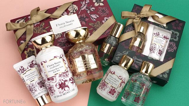 フローラノーティス ジルスチュアート《クリスマスコフレ2021》クリスマスローズの香りをレビュー♡