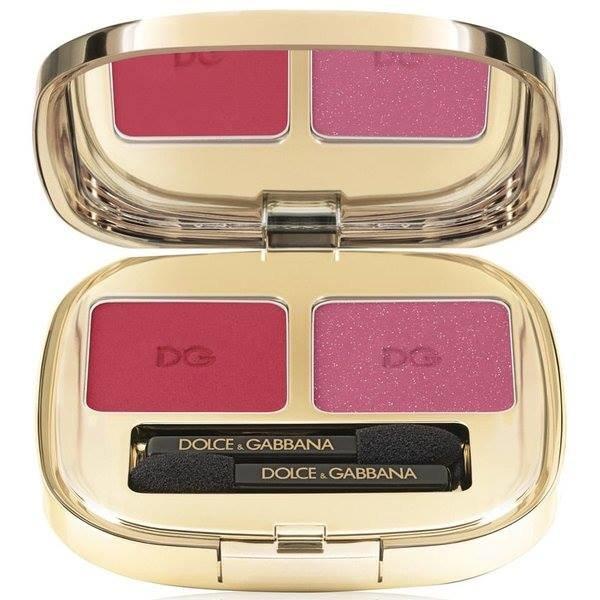 Dolce&Gabbanaドルチェ&ガッバーナアイシャドウデュオ 2017春新作