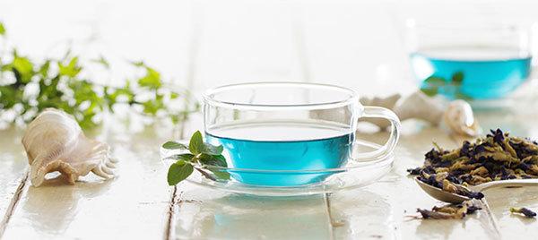 青の花茶で本当に痩せられる?