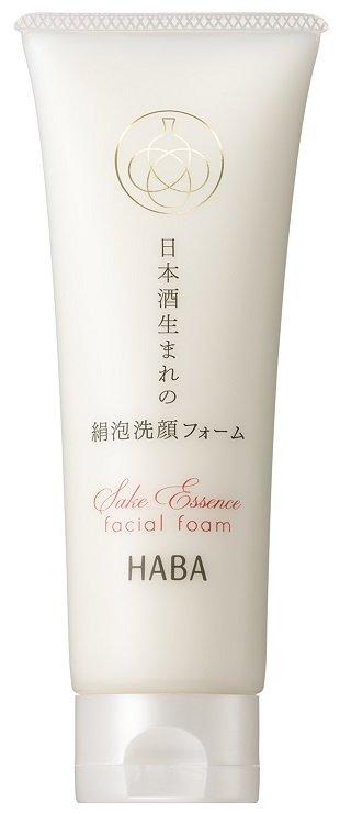 日本酒生まれの絹泡洗顔フォーム