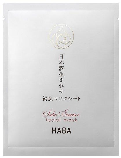日本酒生まれの絹肌マスクシート