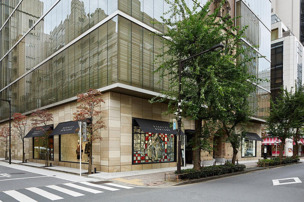 バーニーズ ニューヨーク銀座本店