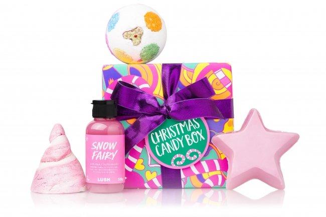 クリスマス キャンディ ボックス