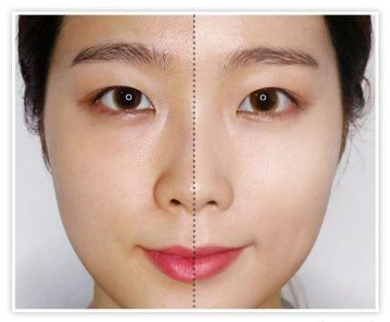 韓国コスメ ルナ クリームファンデーション ワントーン明るい肌