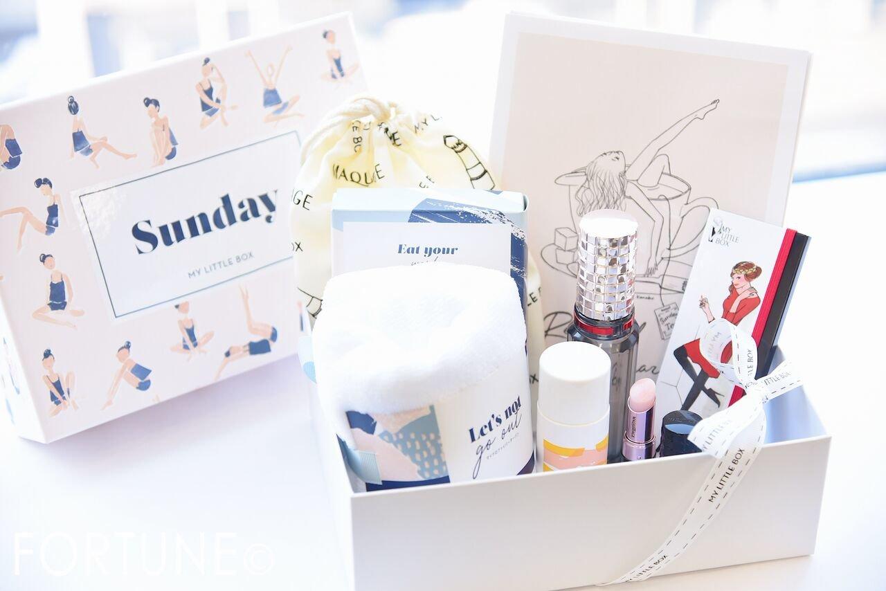 マイリトルボックス MY LITTLE BOX 11月号 資生堂 マキアージュ