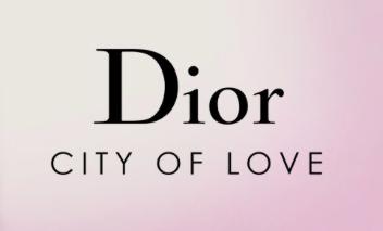 Dior ディオール シティ オブ ラブ