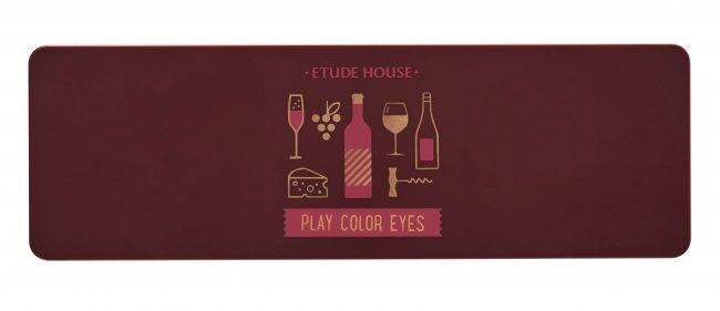 プレイカラーアイシャドウ ワインパーティー パッケージ カバー