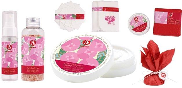 まかないこすめ 春を待つ乙女椿の香りシリーズ
