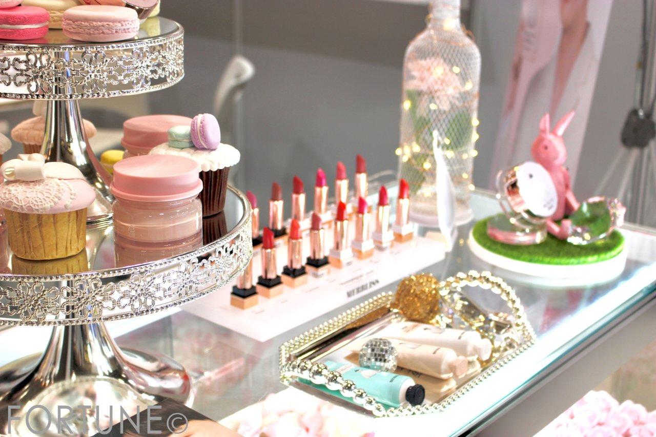 国際 化粧品展 COSME TOKYO 新作 コスメ 最新 2018 MERBLISS INC.