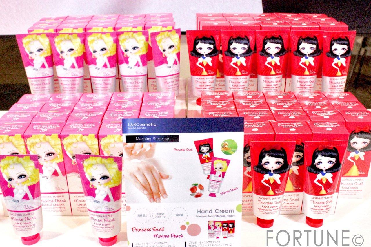 国際 化粧品展 COSME TOKYO 新作 コスメ 最新 2018 (株) L&K ペリペラ