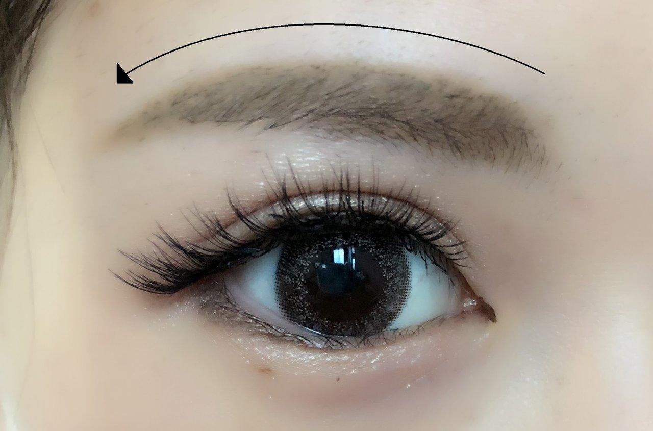 自撮り 立体眉 眉毛 visee ヴィセ アイブロウ ソフト&スリム アイブロウペンシル プチプラコスメ