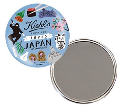 KIEHL'S LOVES JAPAN 限定エディションミラー キールズ 日本限定 10周年 キャンペーン