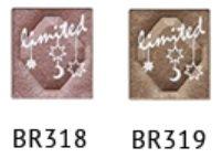 エスプリーク シャドウ セレクト アイカラー BR318  BR319
