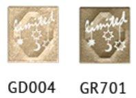 エスプリーク シャドウ セレクト アイカラー GD004  GR701