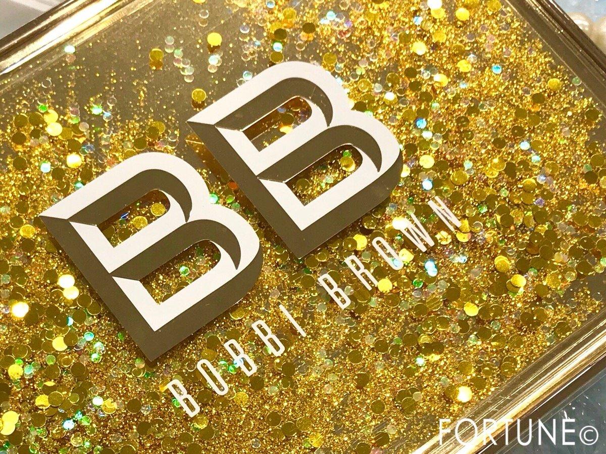 2018 BOBBI BROWN HOLIDAY「ハイライト & グロウ ハイライティング パウダー デュオ」
