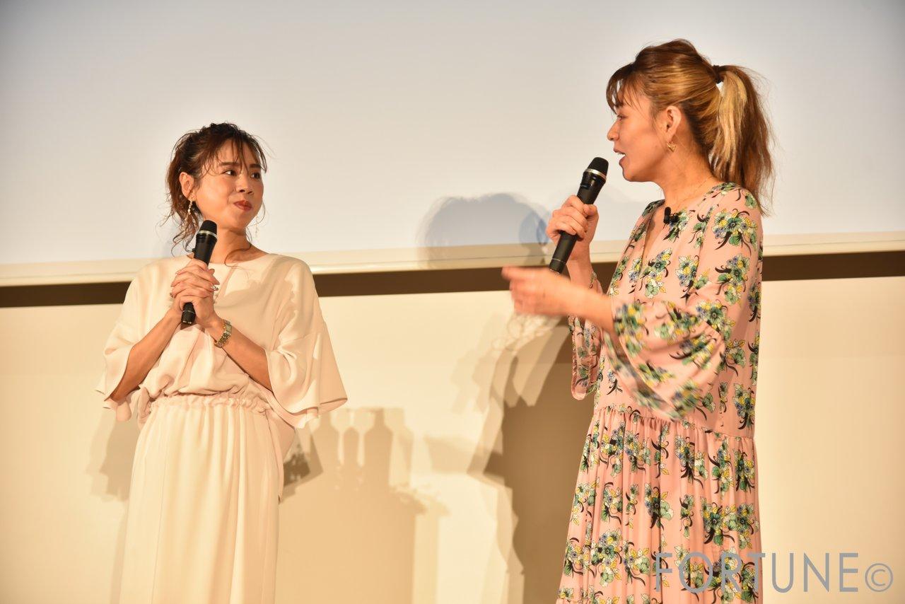 高橋真麻 イガリシノブ トークショー