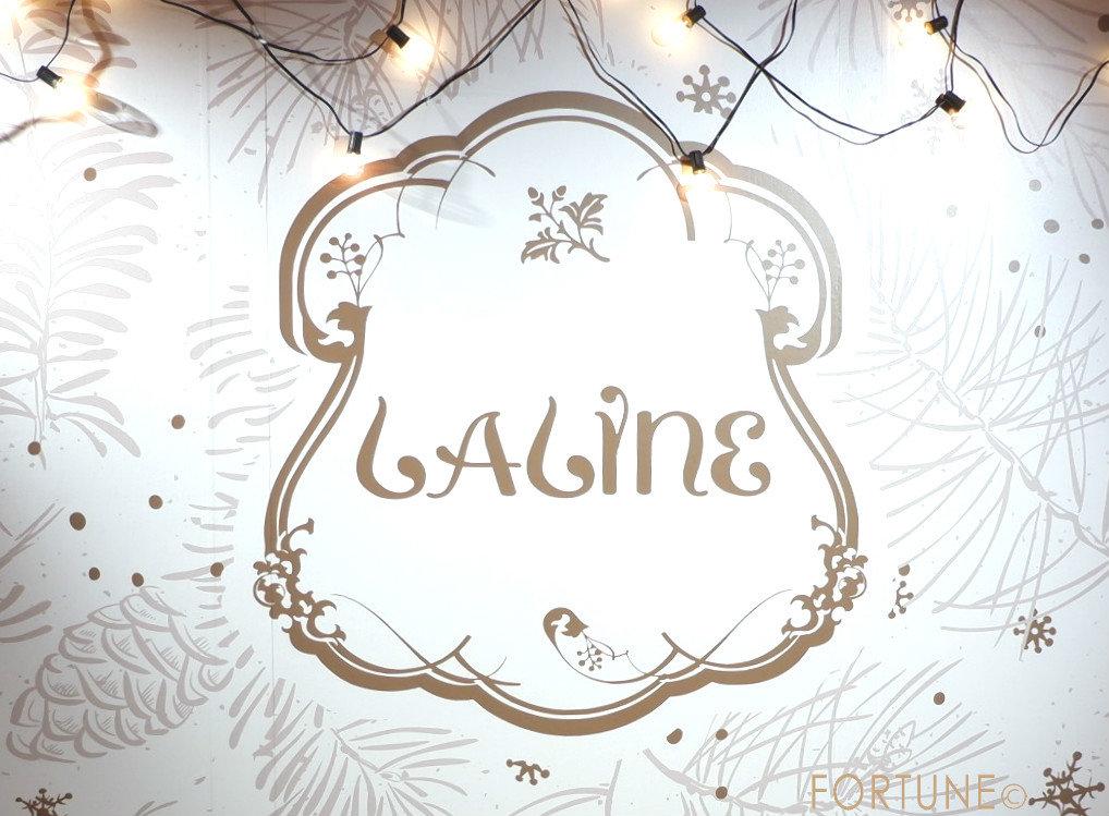 Laline(ラリン) クリスマスパーティー
