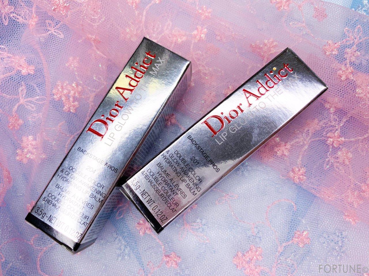 Dior 2019春新作 ディオール アディクト リップ グロウ マックス