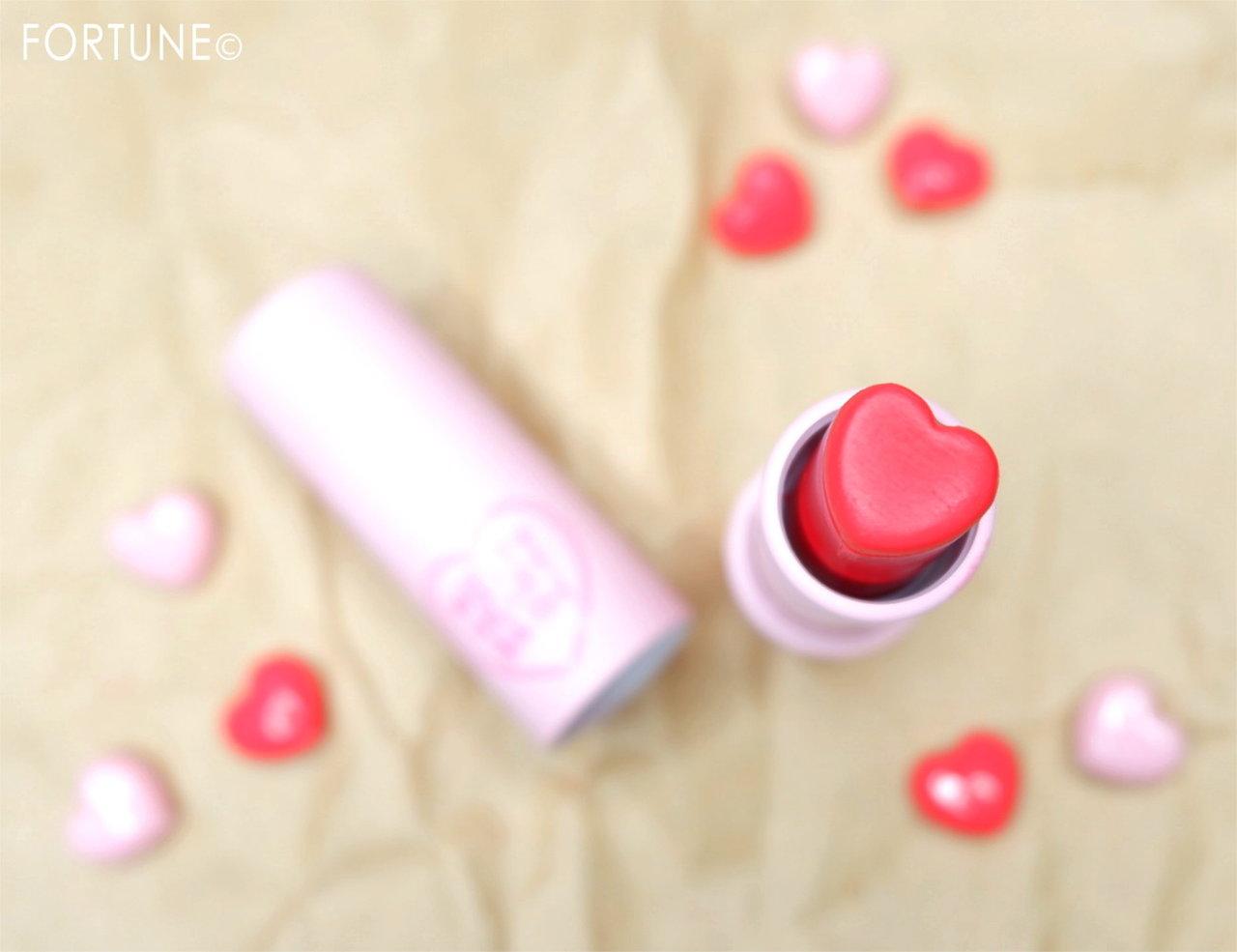 バレンタインは愛されナチュラルメイク♡インテグレート「ヌーディーグラデアイズ」&ZOOL「メルティハートバーム」