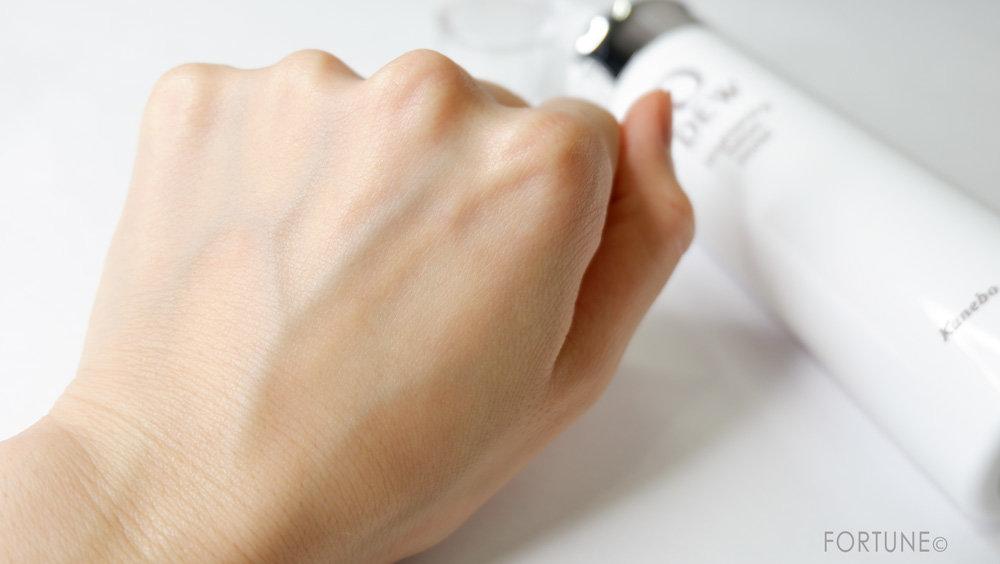 カネボウ化粧品 DEW ブライトニングローション しっとり 付け心地