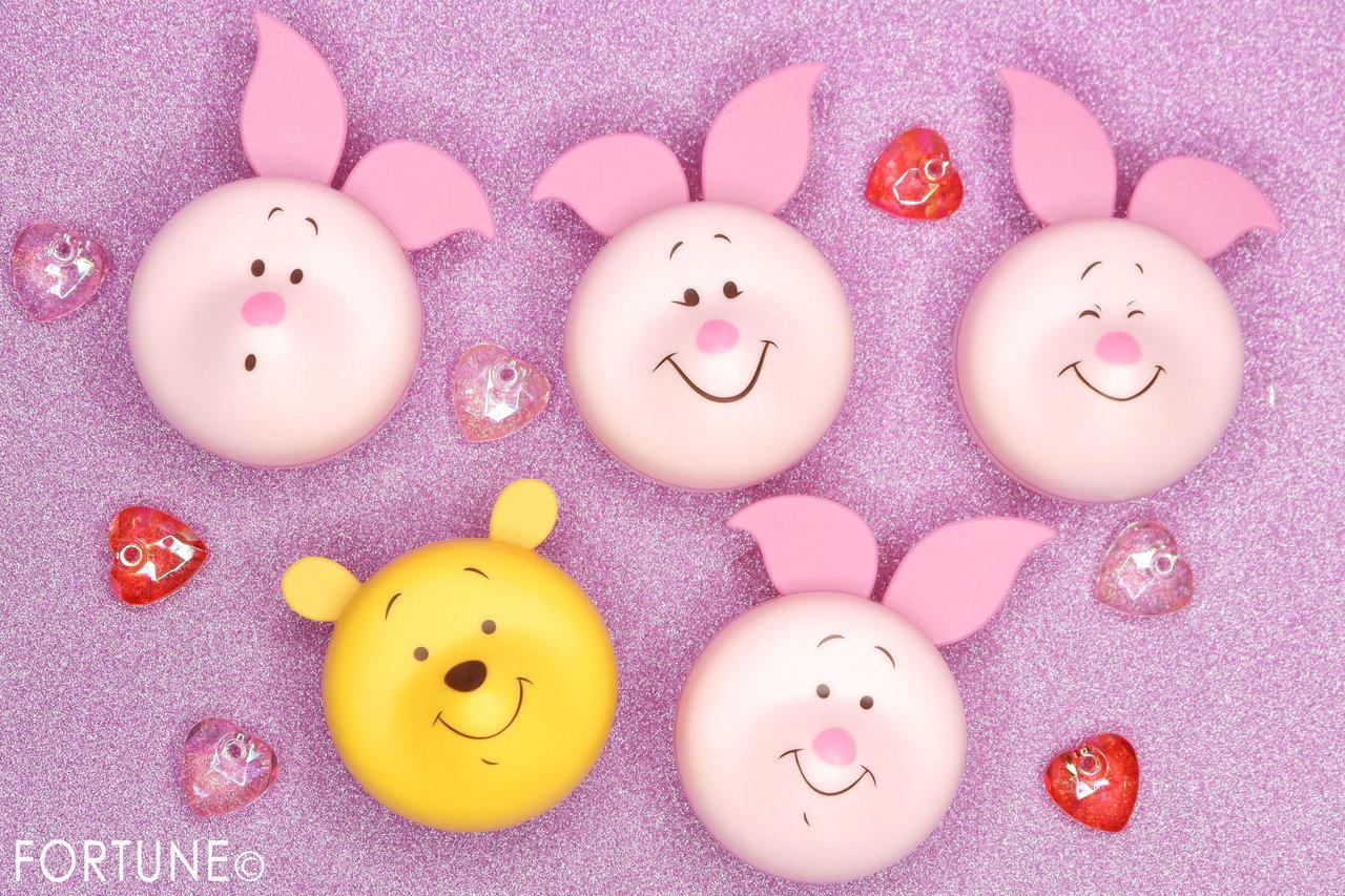エチュードハウス『Happy With Piglet』ジェリームースチーク