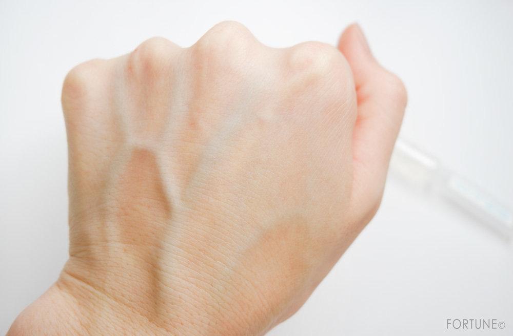 ナノエッグ MediQOL(メディコル) スキンウォーター 35/54(補充水)使用感