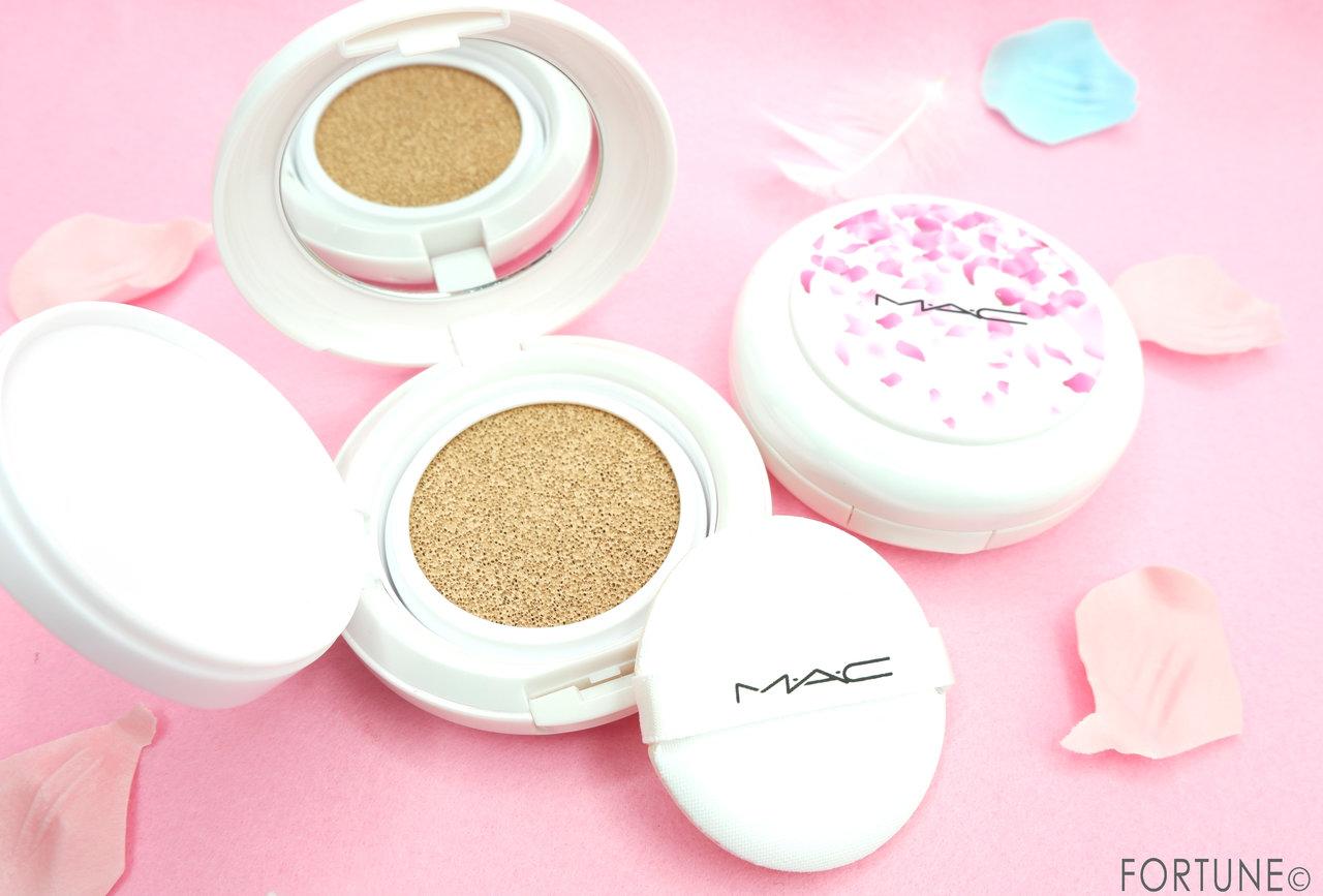 M·A·C(マック)ライトフル C+ SPF 50 クイック フィニッシュ クッション コンパクト 全2色 桜