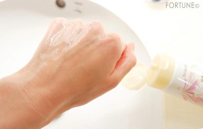 mandon(マンダム)ビフェスタ 洗顔 モイスト 使用感