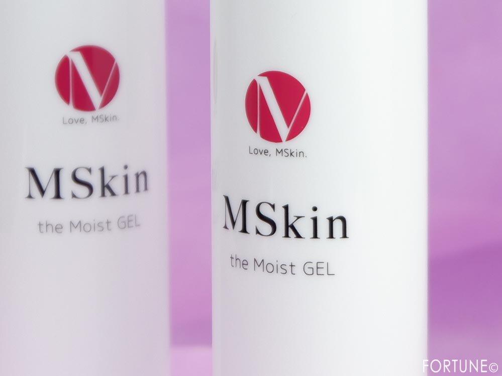 MSkin(エムスキン) 高保湿オールインワンゲル「ザ モイストゲル」