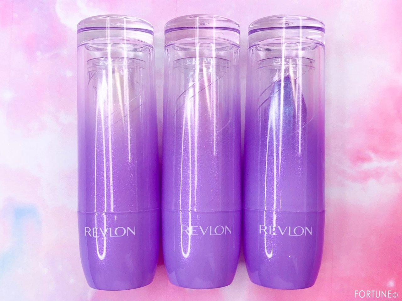 REVLON(レブロン) 2019春夏新作 レブロン クリスタル リップスティック