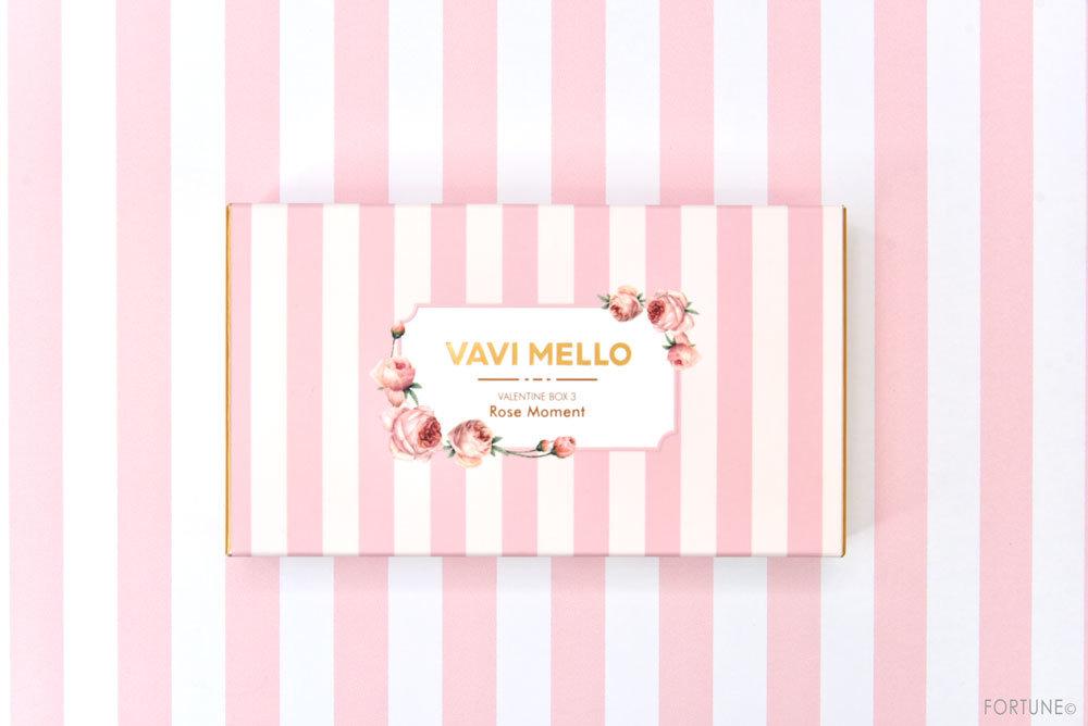 DHOLIC VAVI MELLO(バビメロ)「バレンタインボックス 3 ローズモーメント」