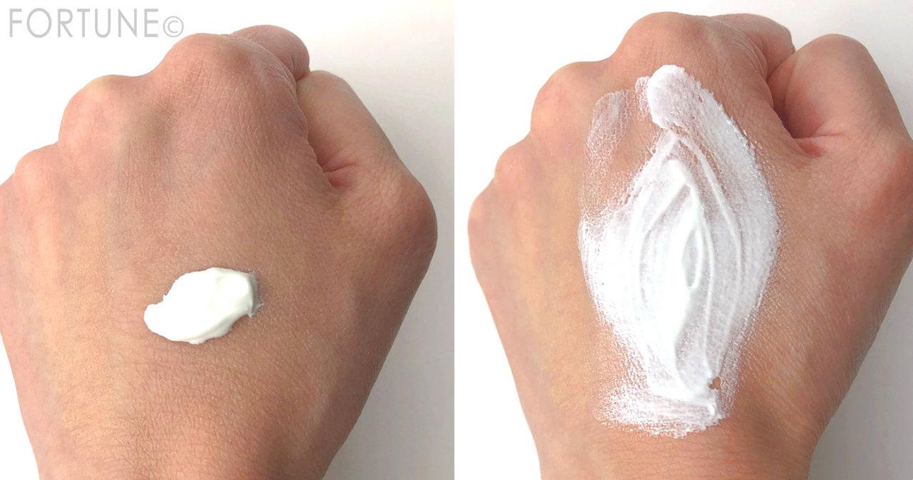 キャンメイク2019年5月1日発売新「マーメイドスキンジェル UV No.2 ホワイト」使用感