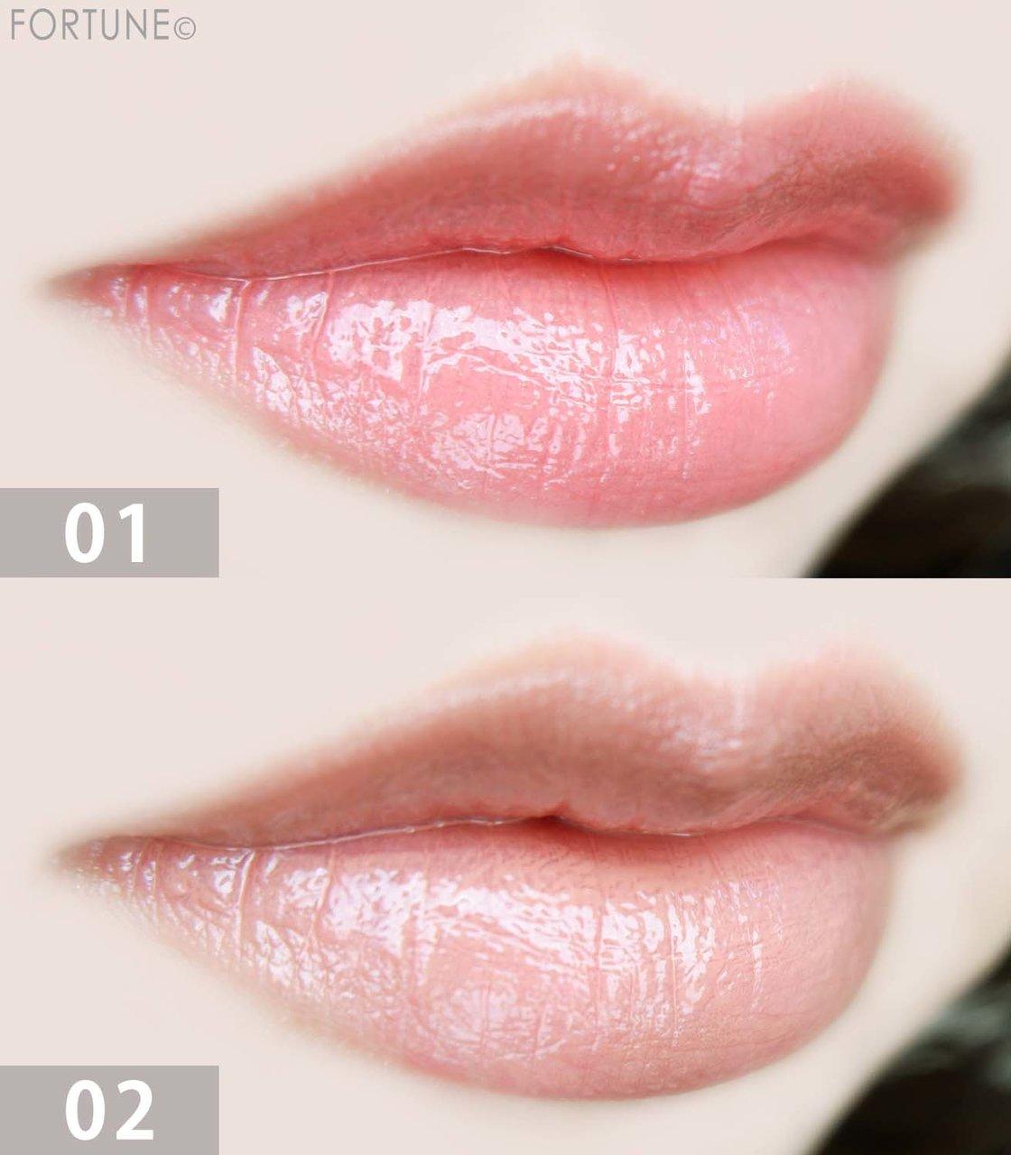 kiss(キス)「ヴェールリッチルージュ グロウX」 限定色 使用感
