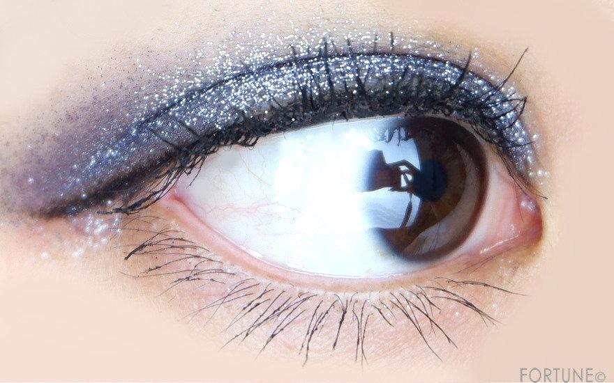画像:クラランス 2019夏新作 Open Your Eyes Wide. ワンダーパーフェクト マスカラ 4D 使用感
