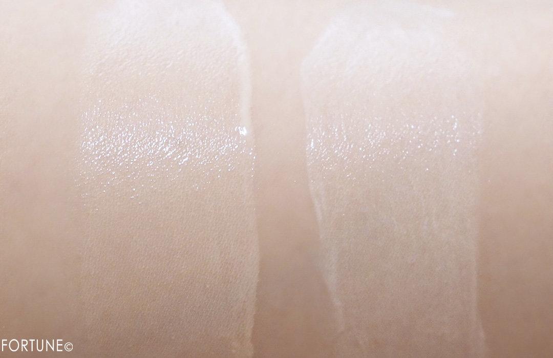 画像:ソフィーナ プリマヴィスタ 化粧下地 通常盤&超オイリー肌用 使用感