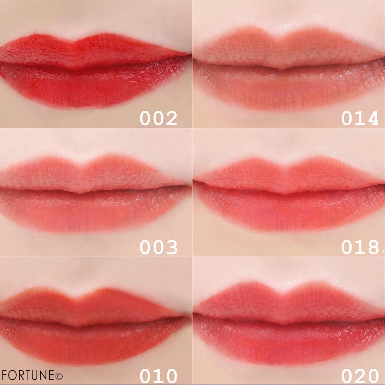 コスメカレンダー:レブロン「キス クラウド ブロッテッド リップ カラー」