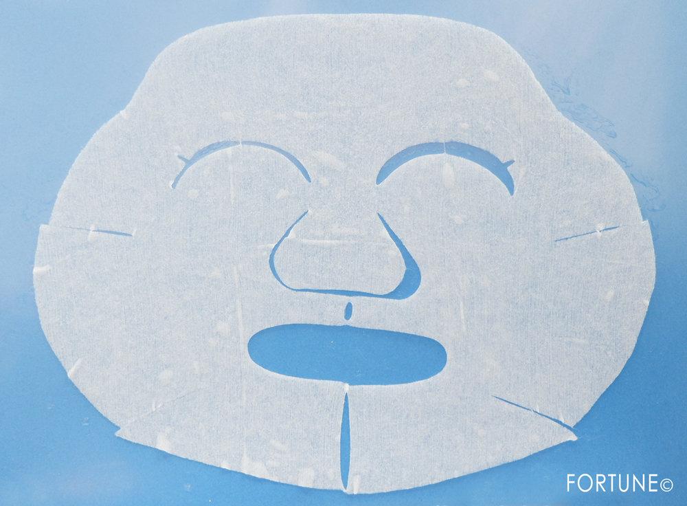 画像:マンダム  バリアリペア メンテナンスマスク 透明感タイプ