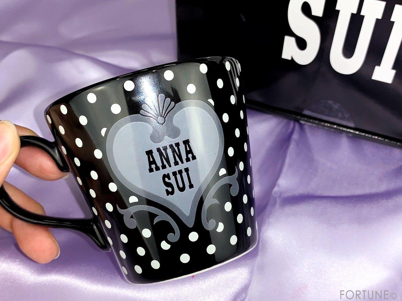 《アナ スイ(ANNA SUI)》2019秋新作『SUI BLACK』