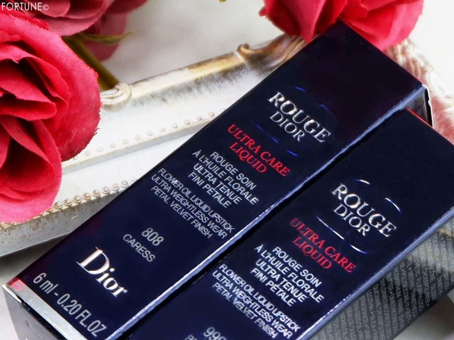 画像:Dior(ディオール)「ルージュ ディオール ウルトラ リキッド」