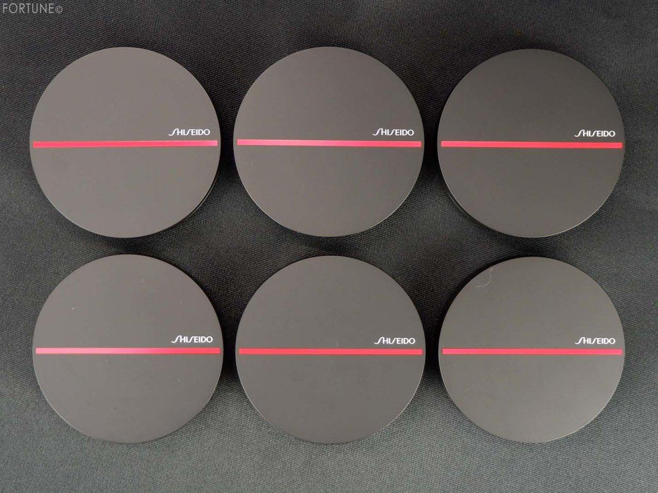 画像:SHISEIDO 新ベースメイク「シンクロスキン セルフリフレッシング クッションコンパクト」