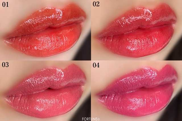 コスメカレンダー:キスミー フェルム「Wカラー美容液ルージュ」