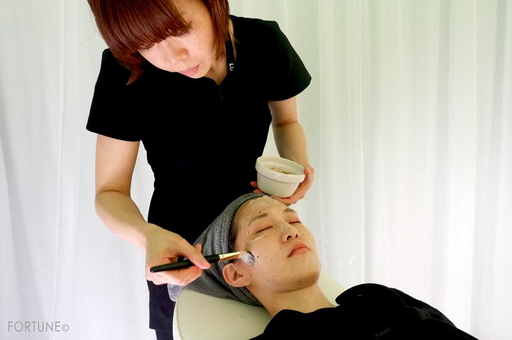 フレッシュ フェイシャル /Fresh Facial Spa Treatment