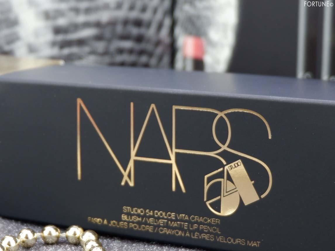 画像:NARS(ナーズ)クリスマスコフレ