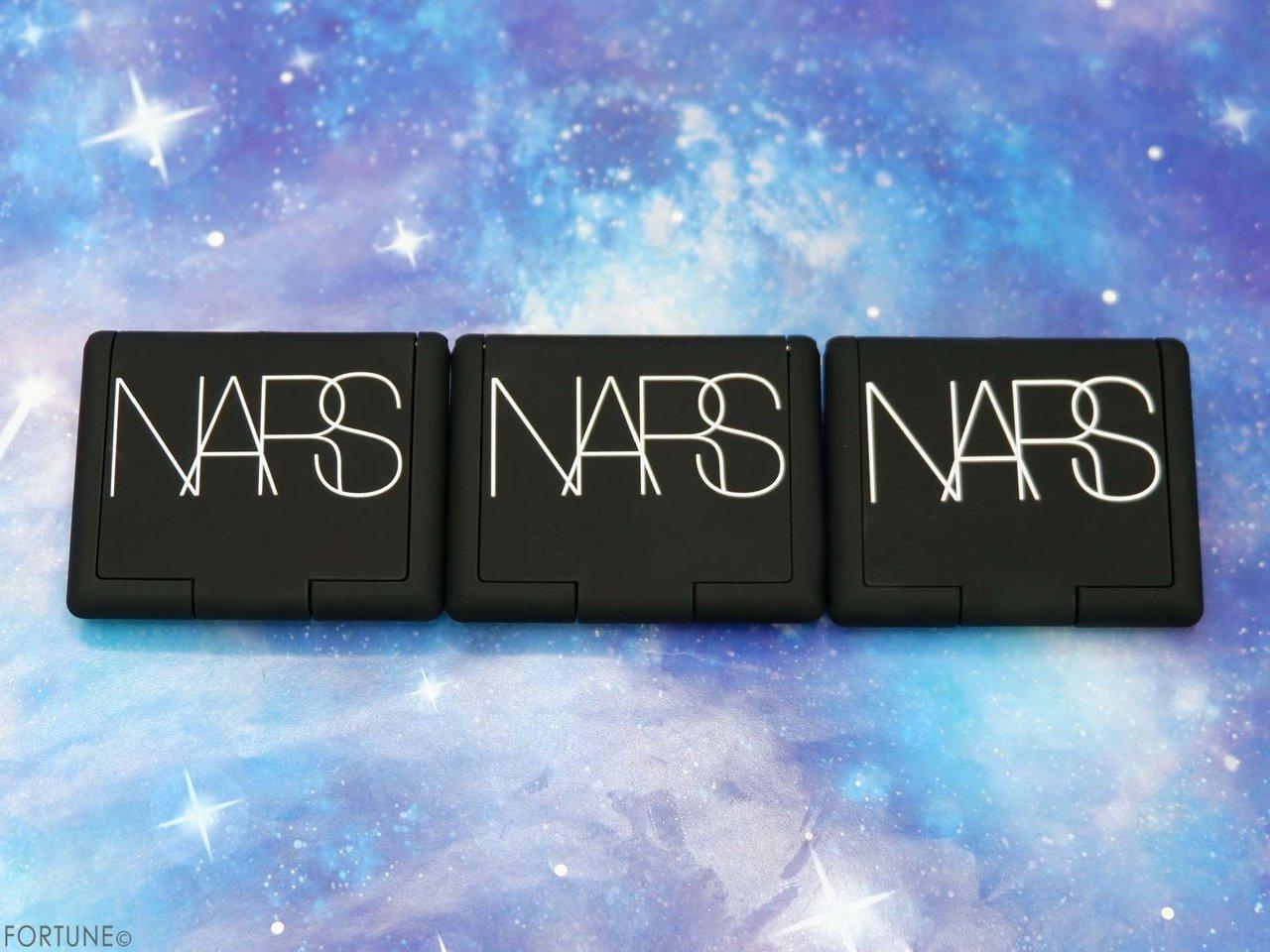 画像:NARS(ナーズ)「NARS ソフトコア ブラッシュ&バームデュオ」「ブラッシュ」