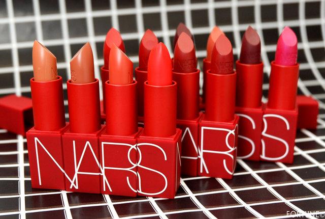 コスメカレンダー:NARS「リップスティック」