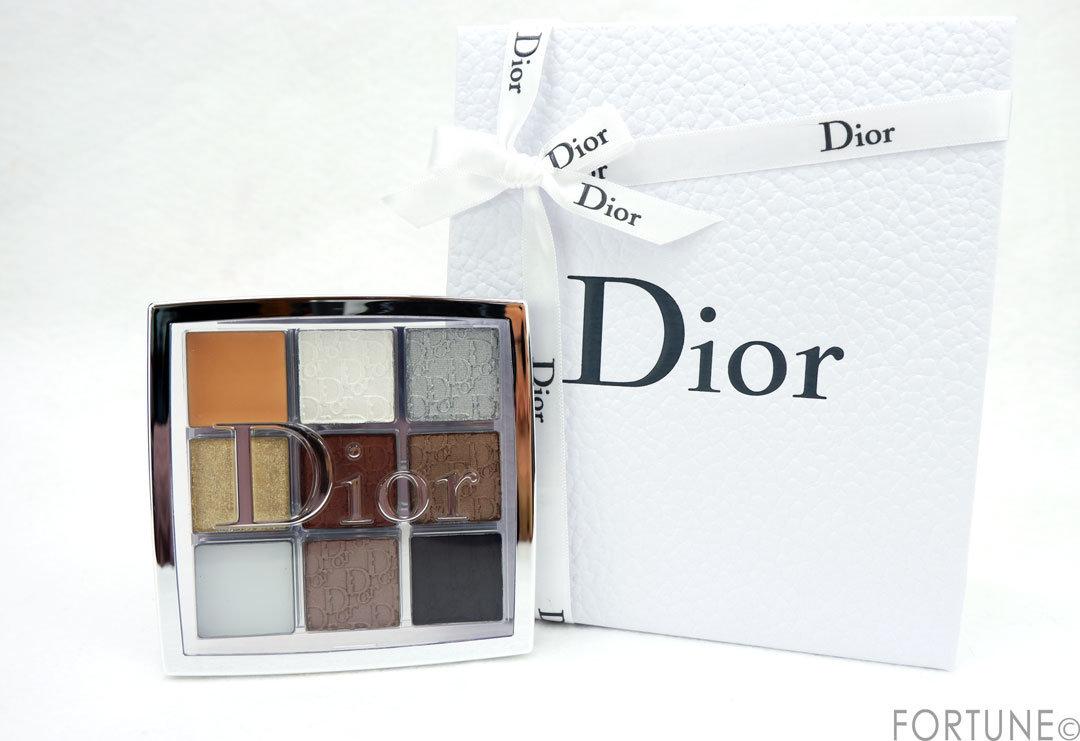 画像:Dior ディオール バックステージ カスタム アイ パレット 001 ユニバーサル 2019冬新作